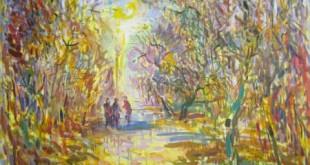 Raimundo Majausko tapybos paroda Gelgaudiškio dvare