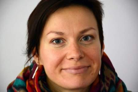 Kazimiera Kazijevaitė-Astratovienė (Vlado Braziūno fotografija)